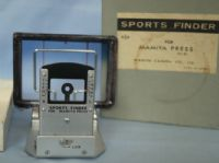 *RARE* Mamiya Press Sports Finder Boxed £59.99